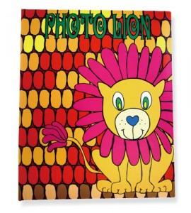 フォトアルバム200P ライオン