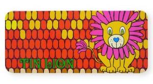 ティンペンケース ライオン